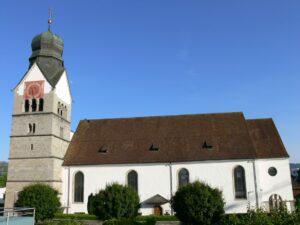 Kirche St. Martin Baar