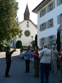 Kirche Walterswil/Baar