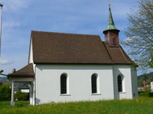 Schutzengelkapelle, Baar