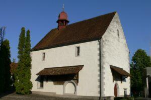 St.-Anna-Kapelle, Baar