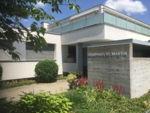 Pfarrhaus St. Martin